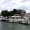 Harbourtown Marina Panorama by Thomas Marchessault