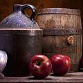 Hard Cider Still Life by Tom Mc Nemar