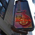 Hard Rock Cafe N Y C by Rob Hans