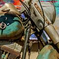 Harley Davidson - American Icon II by Bill Gallagher