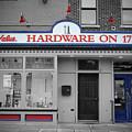 Hardware On Seventeenth by Jost Houk