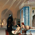 Harem Pool by Pg Reproductions