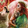 Harest Moon Brethren Variant 2 by Andrew Farley