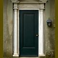 Harkness Doorway by Paul Gaj