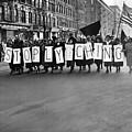 Harlem Protests The Scottsboro Verdict by Everett