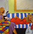 Harlequin Divas by Annette Kagy