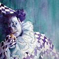 Harlequin I by Myra Evans