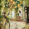 Harlequin by Van Renselar
