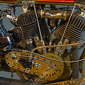 Harley 1918 Cycle Engine by Nick Gray