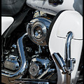 Harley Davidson 15 by Wendy Wilton