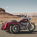 Harley-davidson Freewheeler by Super Lovely