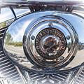 Harley Davidson Motorcycles Art by J Darrell Hutto