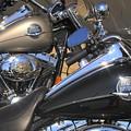 Harley Duo by Corky Willis Atlanta Photography