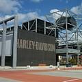Harley Museum  by Anita Burgermeister