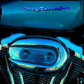 Harley Sportster 1200 by David Patterson