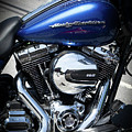 Harley Twin-cam 103 V-twin by David Patterson