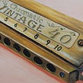 Harmonica by Emily Page