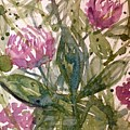 'harmony, Wisdom And Understanding From The Red Clover' by Michael Richardson