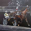 Harness Racing by Richard Le Page