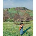 Harold Harvey 1874-1941 British Early Spring by Adam Asar