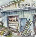 Harold's Welding by Ava Obert