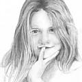 Harper Age Six by Daniel Reed