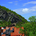 Harpers Ferry From The Appalachian Trail by Raymond Salani III
