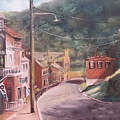 Harpers Ferry West Va by Patricia Lang