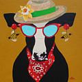 Harriet Honeybee Holstein by Ken Musselman