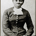 Harriet Tubman, American Abolitionist by Photo Researchers