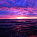 Harrington Beach Sunrise 3 by Eric Curtin
