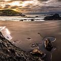 Harris Beach Sunset by Dalton Zanetti