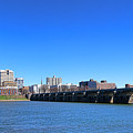 Harrisburg Skyline by Olivier Le Queinec