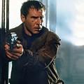 Harrison Ford As Rick Deckard A Blade Runner  In Blade Runner 1982 by David Lee Guss
