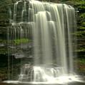 Harrison Wrights Falls by Adam Jewell