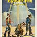 Harry Carey In Marked Men 1919 by Mountain Dreams