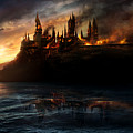 Harry Potter And The Deathly Hallows Part I 2010  by Geek N Rock
