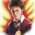 Harry Potter The Wizard by Judy Skaltsounis