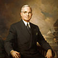 Harry Truman by Mountain Dreams