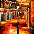 Harrys Corner New Orleans by Diane Millsap