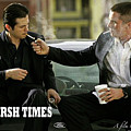 Harsh Times, Starring Christian Bale, Freddy Rodriguez And Eva Longoria by Thomas Pollart