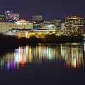 Hartford Night by Frozen in Time Fine Art Photography