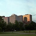 Hartford Skyline Panorama by Bill Cobb