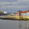Hartlepool Harbour Evening by Martyn Arnold