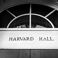 Harvard Hall by Stephen Stookey