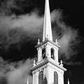 Harvard Memorial Church Steeple by Stephen Stookey