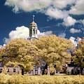 Harvard University Dunster House by Joann Vitali