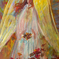 Harvest Autumn Angel by Robin Maria Pedrero