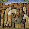harvest, by Alfredo Ramos Martinez by Adam Asar