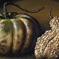 Harvest Gourds by Adam Zebediah Joseph